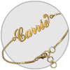 English Name Bracelet