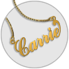 English Name Necklace